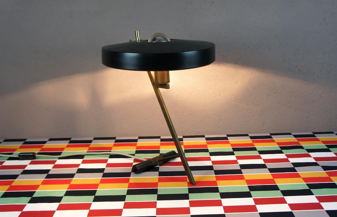 lampe design vintage louis kalff philips 1955 design vintage avenue. Black Bedroom Furniture Sets. Home Design Ideas