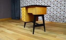 Bureau Design Vintage Rétro Années 1960 - A1114