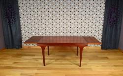 Table Design Scandinave en Teck Vintage 1966 - A1383
