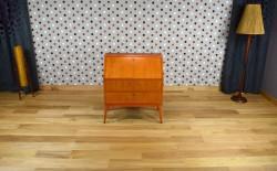 Secrétaire Design Scandinave Vintage Années 1960 / 1970 - A1313
