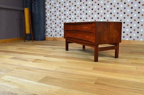 Commode Basse Design Scandinave En Teck Vintage 1960 Designvintage Avenue Ebay