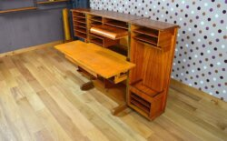 "Bureau Malle ""Magic Box"" Design Scandinave Vintage 1960 - VENDU"