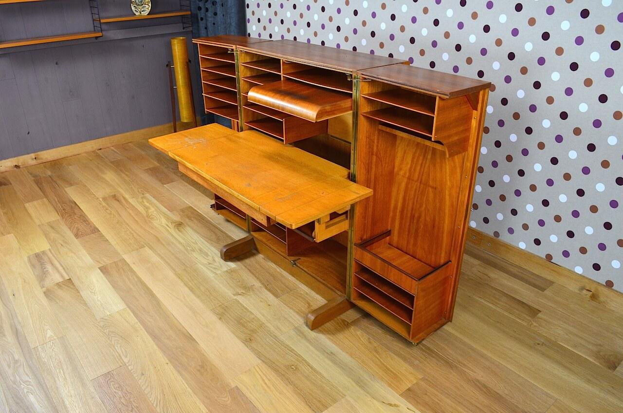 Bureau Malle Magic Box Design Scandinave Vintage 1960 Design Vintage Avenue
