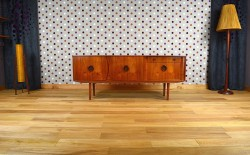 Enfilade Design Scandinave en Teck Vintage 1960 / 1970 - A1410