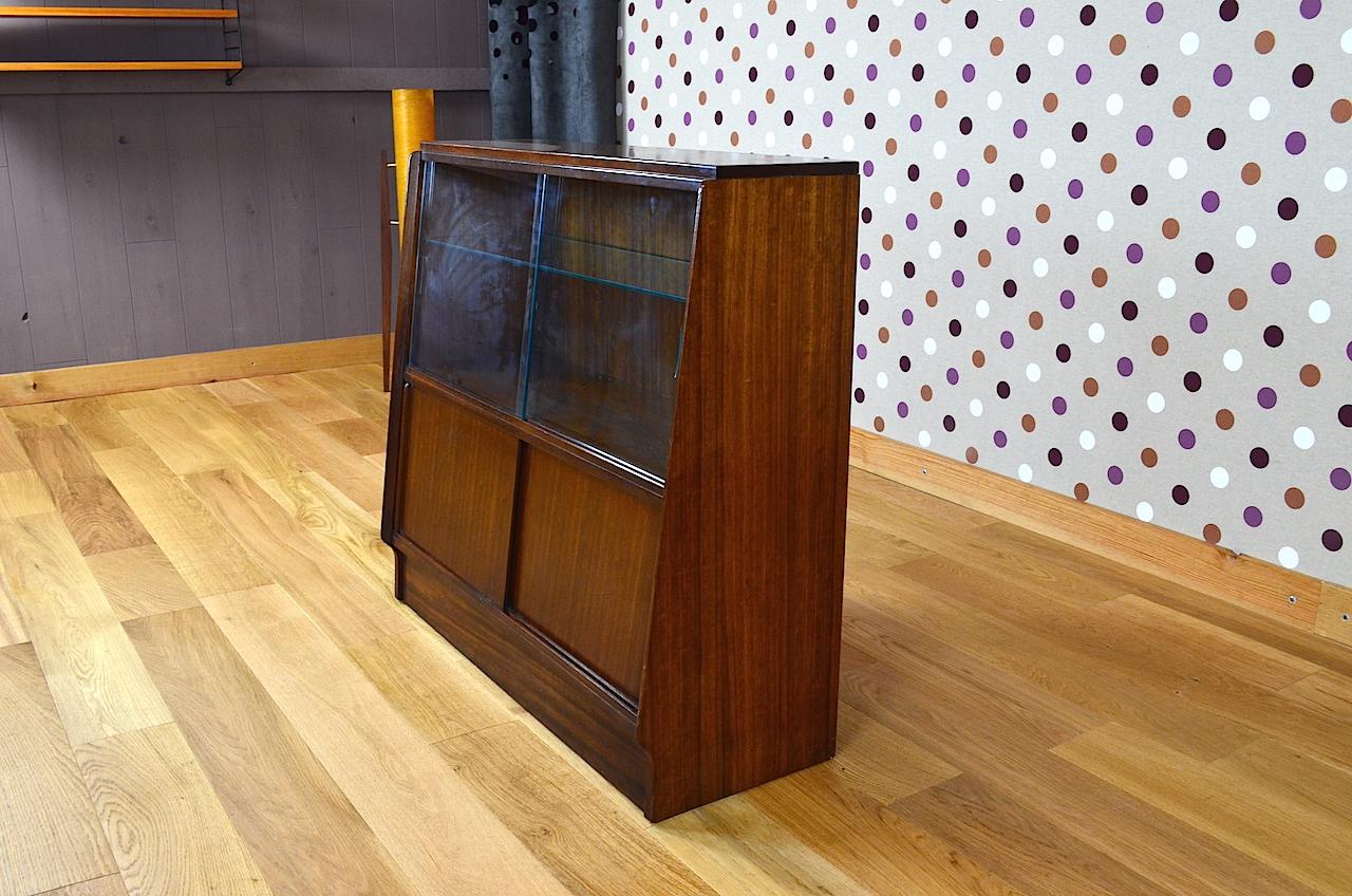 Meuble vitrine design scandinave g plan vintage r tro 1953 - Meuble vitrine design ...