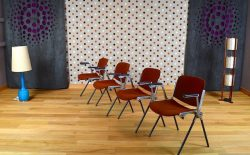 Chaises / Fauteuils Design Vintage de Années 1960 - A1434
