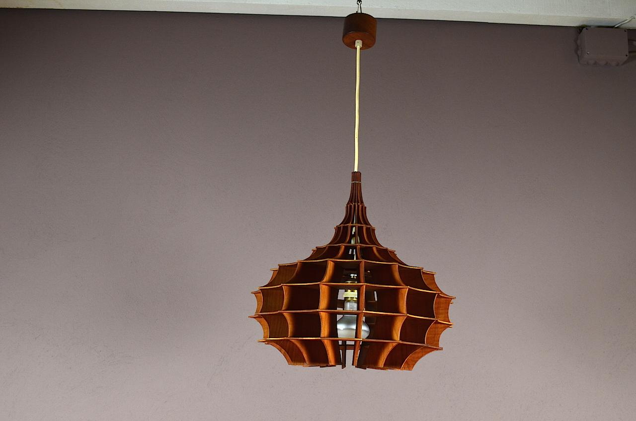 lustre design scandinave vintage ann e 1960. Black Bedroom Furniture Sets. Home Design Ideas