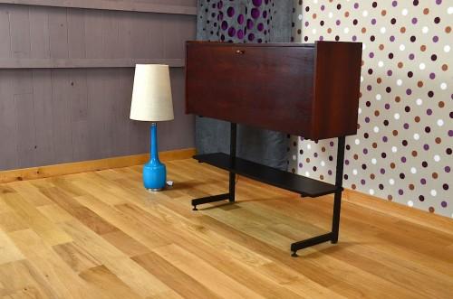 Meuble bar design moderniste vintage 1950 1960 - Meuble bar retro ...
