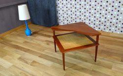 Table Basse Danoise en Teck de Peter Hvidt Vintage 1960 – 13/0375