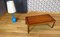 Table Basse Design Scandinave Vintage 1970 – 13/0398