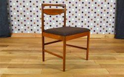 Chaise de Bureau Design Scandinave Vintage Année 1965 - A1945B