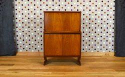 Secrétaire Design Scandinave en Teck Vintage 1966 - A1632