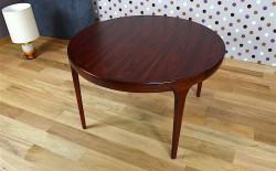 Table Danoise de Kofod Larsen en Palissandre de Rio Vintage 1960 - A1904