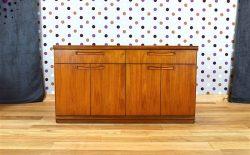 Meuble Design Scandinave en Teck Vintage Année 1960 – A1877