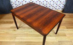 Table Design Scandinave en Palissandre de Rio Vintage 1960 - A1662