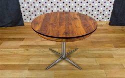 Table Design Vintage Rétro en Formica Année 1970 - A1854