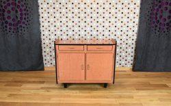 Meuble Design Vintage Rétro en Formica Année 1960 - A1671