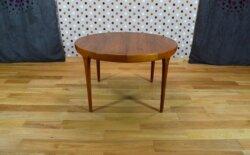Table Danoise de Kofod Larsen en Teck Vintage 1965 - A2018