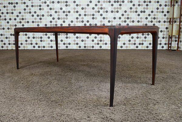 Table Basse Scandinave Palissandre Rio 1962 – Andersen Johannes