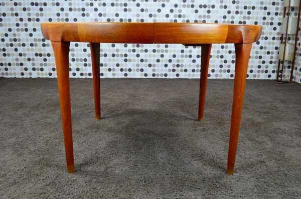 Table Scandinave en Teck Vintage 1965 - KOFOD LARSEN