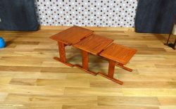 Tables Gigogne Design Scandinave G Plan Vintage 1960 1970