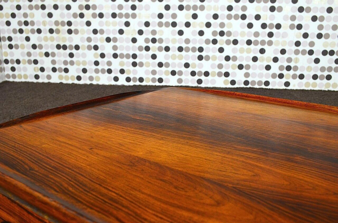 Table Basse Scandinave En Palissandre De Rio A H Olsen Vintage 1960 Design Vintage Avenue
