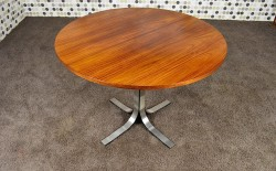 Table Transformable Design Vintage Osvaldo Borsani 1960