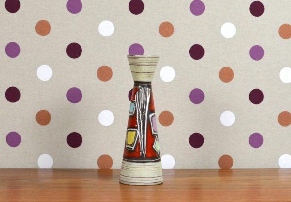 Petit Vase Vintage en Céramique