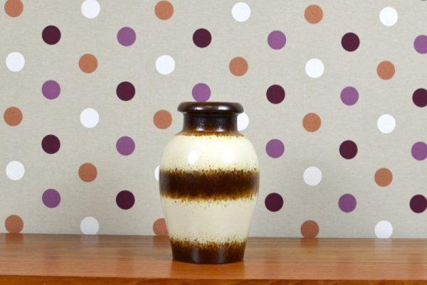 Vase Vintage en Céramique W Germany