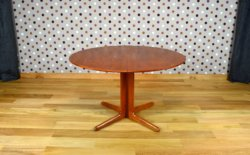 Table Danoise en Teck Niels O. Moller Vintage 1968