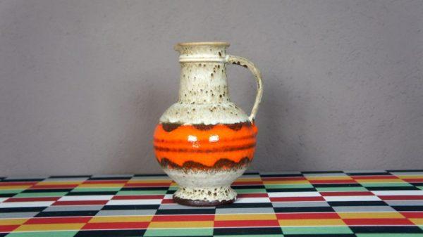 Cruche Vintage en Céramique W Germany
