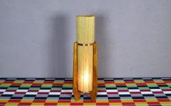 Lampe Tripode Scandinave Design Vintage 1960