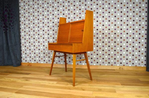 Secrétaire Design Scandinave Wilhelm Renz Vintage 1955