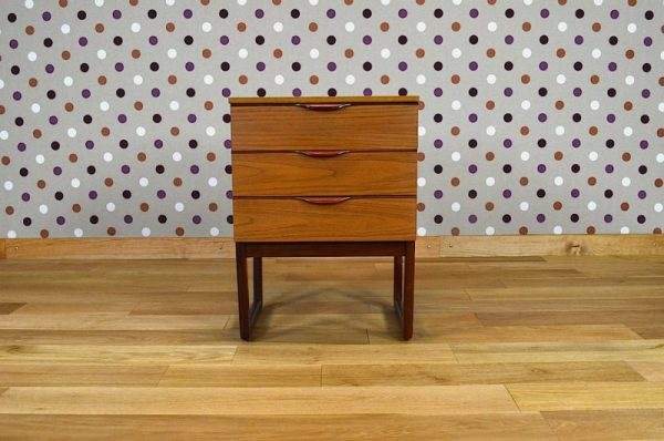 Commode Style Scandinave Vintage 1970