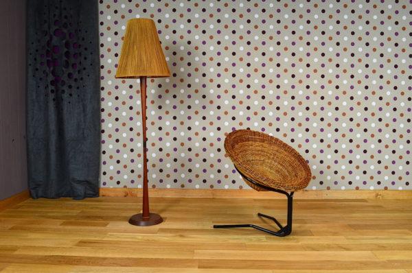 Fauteuil Dutch Design A. Bueno De Mesquita Vintage 1961