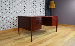 Bureau Design Scandinave Wilhelm Renz Vintage 1960