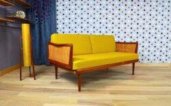 Daybed / Banquette Peter Hvidt Design Scandinave Vintage 1960
