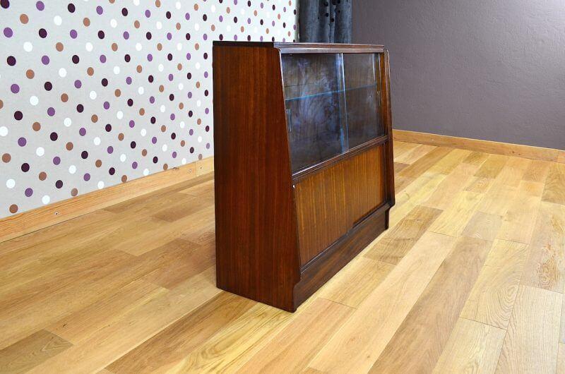 meuble vitrine design scandinave g plan vintage r tro 1953. Black Bedroom Furniture Sets. Home Design Ideas
