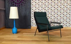 Fauteuil Dutch Design de Rob Parry Vintage 1950