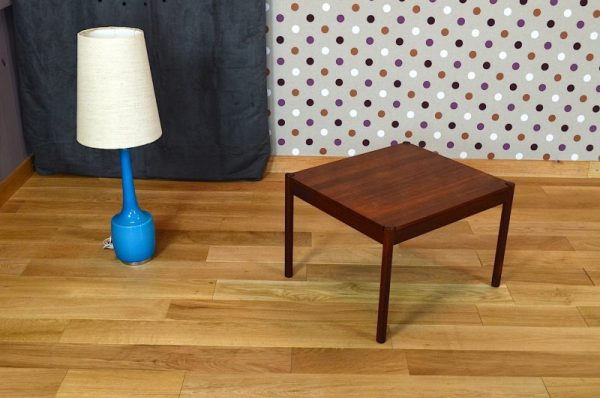 Table Basse Scandinave Teck Vintage 1963 Kai Kristiansen