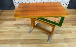 Table Transformable Design Vintage Wilhelm Renz 1960