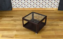 Table Basse Design Vintage Peter Ghyczy 1968
