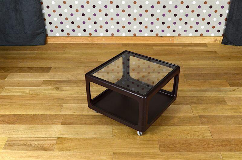 table basse design vintage peter ghyczy 1968 a1482 design vintage avenue. Black Bedroom Furniture Sets. Home Design Ideas