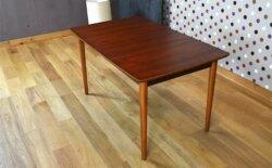 Table Rectangle Design Scandinave Nils Jonsson Vintage 1960