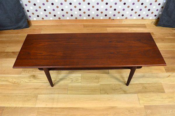 Table déco scandinave vintage