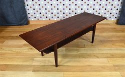 table vintage 1960 designer