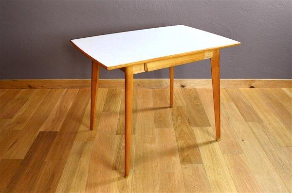 Bureau / Table Design Vintage Formica Année 1960