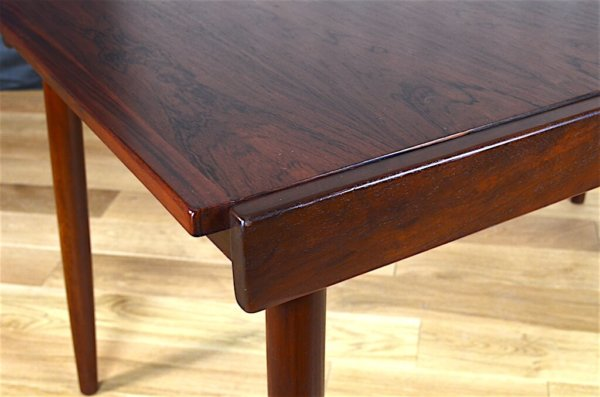 table palissandre mobilier danois