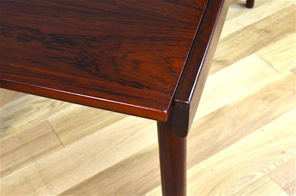 table palissandre mobilier vintage
