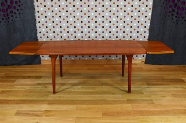 grande table deco vintage danoise
